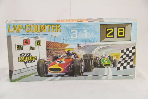 SCALEXTRIC TRACKSIDE PROPS - A268 - LAP COUNTER - NOS - SPANISH STOCK - RARE