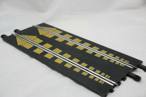 SCALEXTRIC CLASSIC TRACK - C168 - YELLOW ARROWS START LINE - NEW OLD STOCK