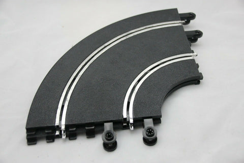 SCALEXTRIC CLASSIC TRACK - PT56 - DOUBLE INNER CURVES - x2 - NEW OLD STOCK