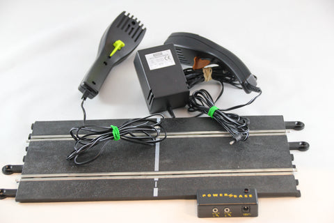 SCALEXTRIC CLASSIC TRACK - C8127 - POWERBASE - CONTROLLERS - POWER - STARTING GRID