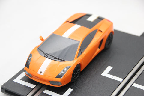 SCALEXTRIC DPR CAR - C3178 - LAMBORGHINI GALLARDO - BALBONI - ORANGE