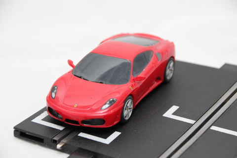 SCALEXTRIC DPR CAR - C2822 - FERRARI F430 - ROAD CAR - RED