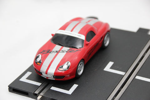 SCALEXTRIC DIGITAL CAR - C2478 - PORSCHE BOXSTER - ROAD CAR - RED