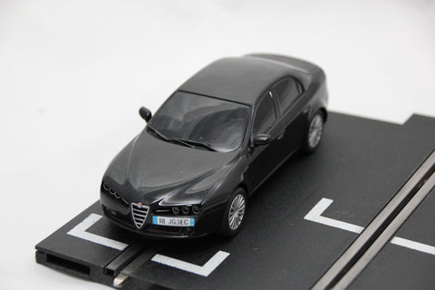 SCALEXTRIC DIGITAL CAR - C1220AL - ALFA ROMEO 159 - ROAD - BLACK - BOND