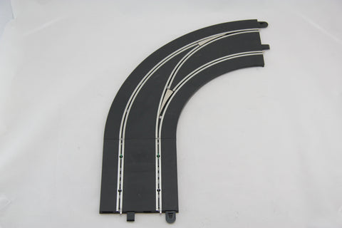 SCALEXTRIC SPORT / DIGITAL TRACK - C7010 - DIGITAL CURVE LEFT TO RIGHT IN TO OUT