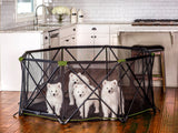 8-Panel Portable Pet Yard