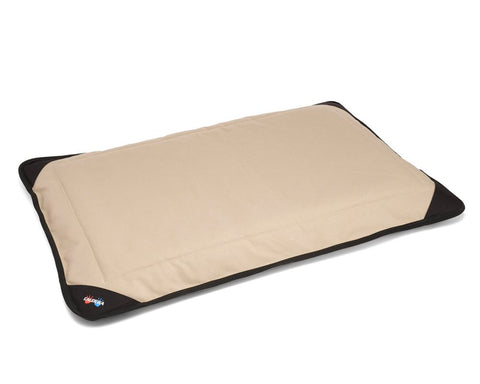 Heated and Cooling Pet Bed - Large - Tan