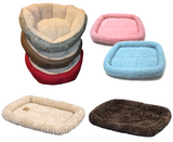 SnooZZy Clamshell Pet Beds / Mattresses For Your Cat or Dog