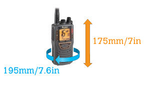 Aquapac Waterproof Small VHF Classic - whitstable-marine