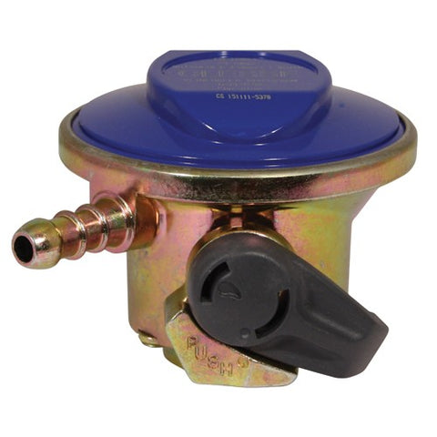 Butane Gas Regulator 21mm Clip-On - whitstable-marine