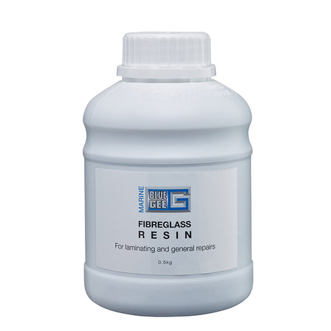 Blue Gee Polyester Resin &  Catalyst (MEKP) - whitstable-marine