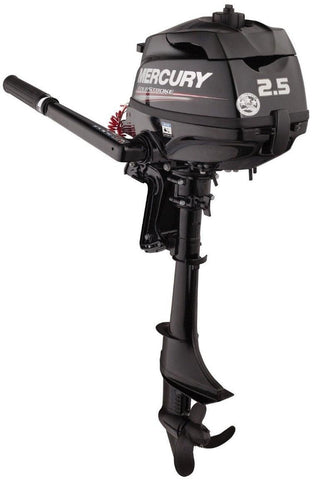 Mercury 2.5 hp 4-Stroke Outboard - whitstable-marine
