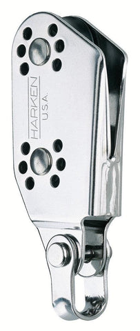 Harken 22mm Fiddle Block with V Jammer