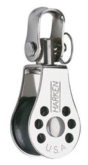 Harken 22mm Pulley Block with Swivel - whitstable-marine