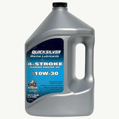 Quicksilver 4 Stroke Outboard Oil - 10W30 - whitstable-marine