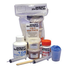 West System 101  Mini Repair Pack - whitstable-marine