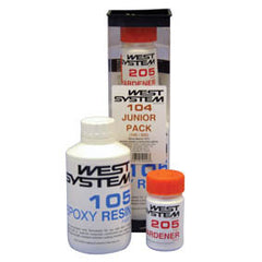 West System 104 Junior Epoxy Pack - whitstable-marine