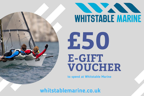 Gift Voucher - whitstable-marine