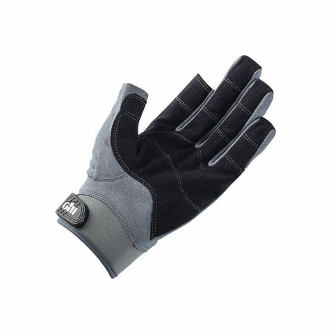 Gill Junior Deckhand Sailing Gloves - Long Finger - whitstable-marine
