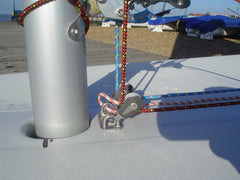 Laser Mast Base Assembly (Barton Replica) - whitstable-marine