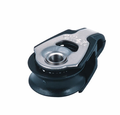 Allen 20mm Dynamic Block: Single with Multi Function - whitstable-marine