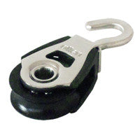Allen 30mm Dynamic Block: Single Swivel Hook