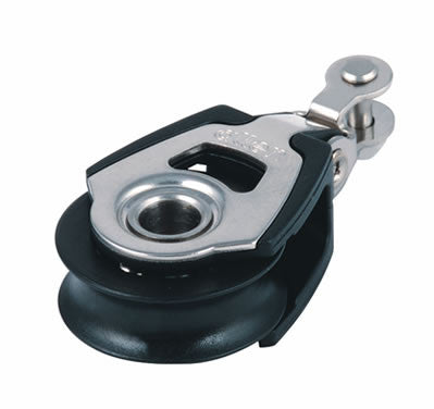 Allen 30mm Dynamic Block: Single Fork Head - whitstable-marine