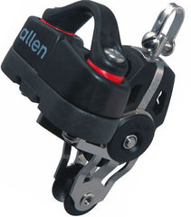 Allen 40mm Dynamic Block: Swivel with 20mm Fiddle Block A.676 & Cam Cleat