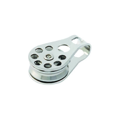 Allen High Tension Stainless Steel Micro Single Block - whitstable-marine