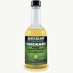 Quicksilver  Fuel Treatment - Quickare - whitstable-marine
