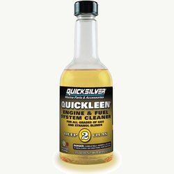 Quicksilver  Fuel Treatment - Quickleen - whitstable-marine