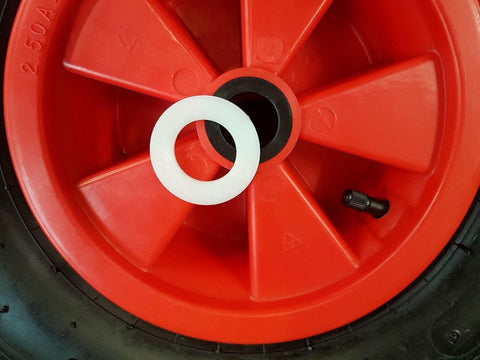 Acetal Washer - Trolley wheel washer