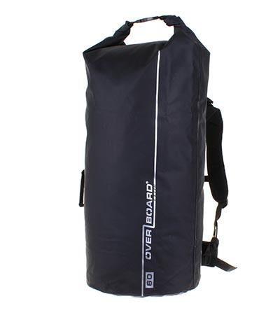 Overboard Waterproof Backpack Dry Tube Bag 60 litre - whitstable-marine