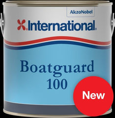 International Boatguard 100 Antifouling - 2.5 litres - whitstable-marine