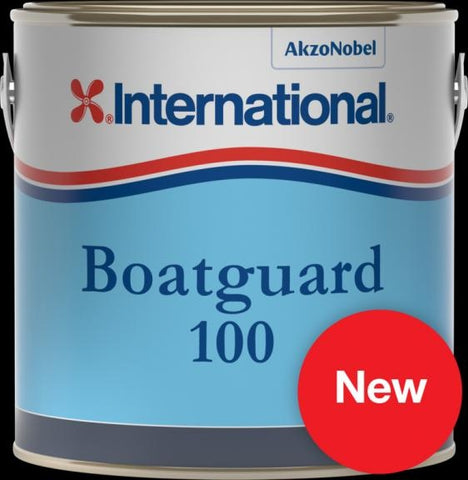 International Boatguard 100 Antifouling - 2.5 litres
