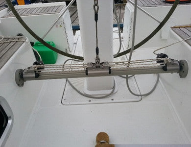 Barton Removable Mainsheet End Fittings only - whitstable-marine