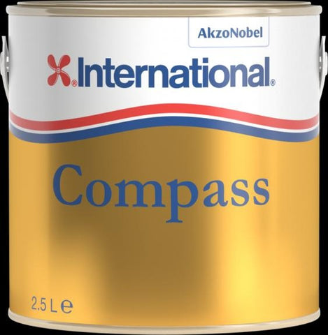 International Compass Yacht Varnish