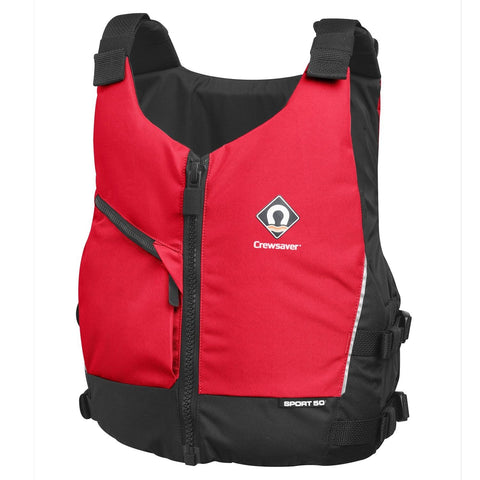 Crewsaver Sport 50N Buoyancy Aid - whitstable-marine