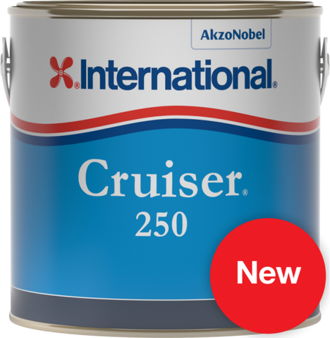 International Cruiser 250 Antifouling - 3 litres