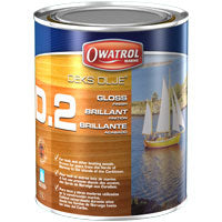 Owatrol Deks Olje D2 - High Gloss Varnish - whitstable-marine