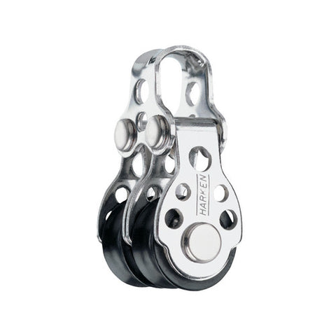 Harken 16mm Double Pulley Block - 406 - whitstable-marine