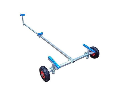 Extreme Trailers Launcher Compact Trolley - whitstable-marine