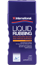 Liquid Rubbing, T-Cut for boats