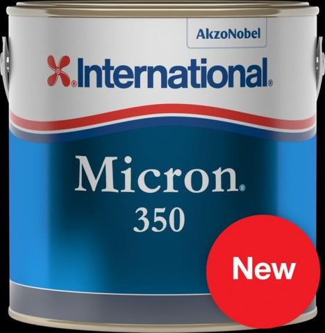 International Micron 350 Antifouling - 2.5 litres - whitstable-marine