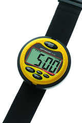 Optimum Time OS 315 Series Sailing Watch - Big Yellow Watch