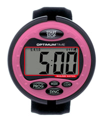 Optimum Time OS 319 Series Jumbo Sailing Watch - Big Pink Watch