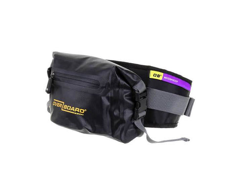 Overboard Pro-Light Waterproof Waist Pack - whitstable-marine