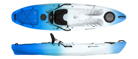 Perception Pescador Sport 10 Kayak - whitstable-marine