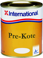 International Pre-Kote - Marine undercoat