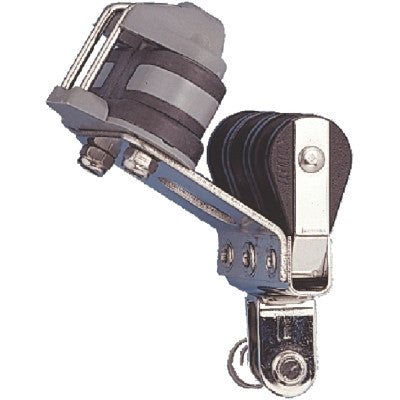 RWO 19mm Block: Triple with Cams & Swivel - whitstable-marine